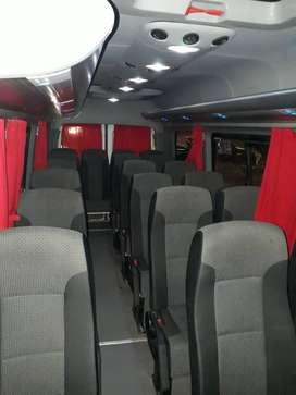 Mercedes Benz Sprinter 515 minibus