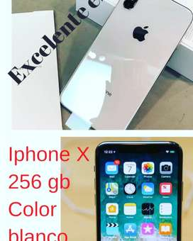 Iphone X  color blanco