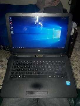 Laptop hp hq 71025