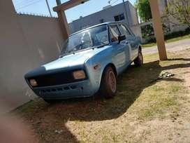 Fiat 128 motor y caja a 0km