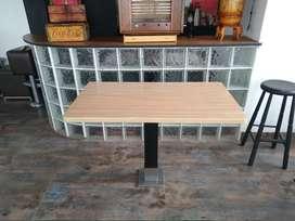 Mesas comedores de madera