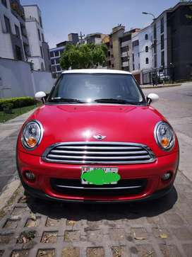 Ocasión. Mini Cooper MT Salt 12000usd