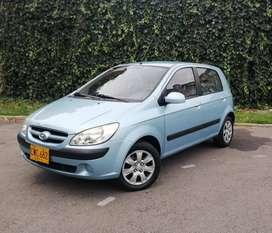 Hyundai Getz 5 Pts 1.4