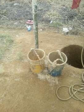 Ago Pozos de Agua con Buena Agua