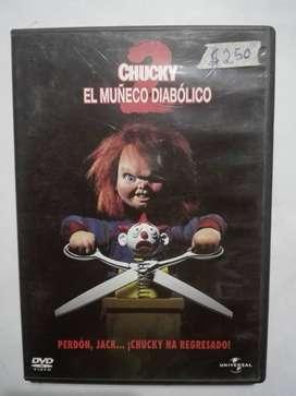 Chucky 2 la película dvd