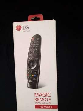 Magic remote LG SMART TV