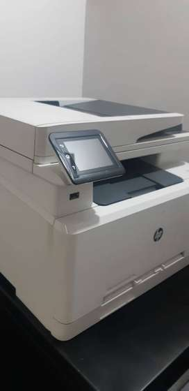 Impresora Color LaserJet Pro MFP M277dw