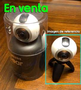 Samsung Gear 360 Vr 2016 para realidad virtual