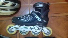Patines semiprofesionales