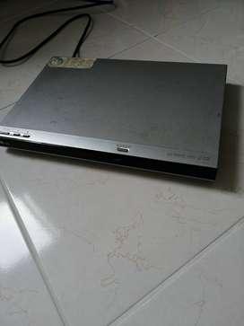DVD lg incluido el control remoto
