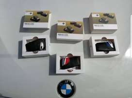 Llavero-key Case Bmw (red And Black)