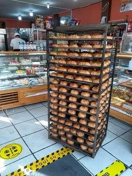 Pan para tiendas y micromercados