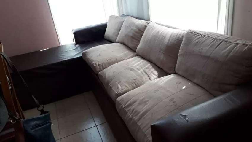 Vendo sillon 4 cuerpos 0
