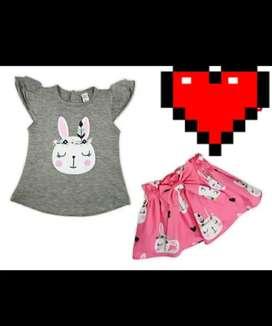 Vendo ropa para bebe y niñ@s