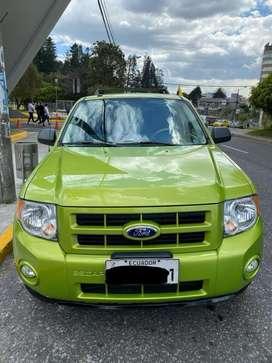 Ford Escape Hibrido 2012 en excelentes condiciones