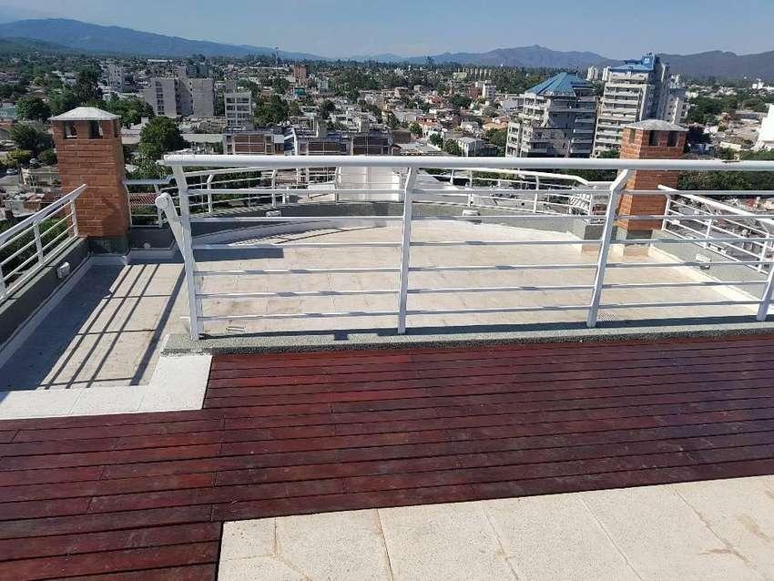 hu87 - Departamento para 2 a 4 personas con pileta y cochera en Ciudad De Salta 0