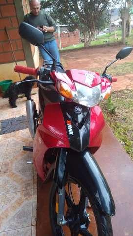 Vendo Yamaha Crypton 2015