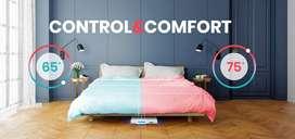 Smartduvet - sistema control temperatura para la cama, nuevo, ultima tecnología, pieza única.