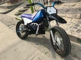 Vendo Yamaha pw 80