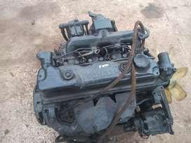 Es un motor hyundai D4AF