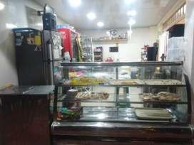 Se vende montaje para panadería