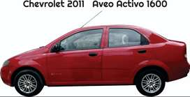 Chevrolet Aveo Activo 1.6L 4P AC