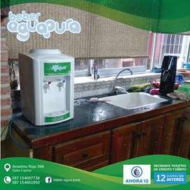 Dispenser De Mesada Beber Agua Pura