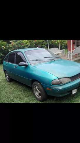 Vendo  Ford Aspire