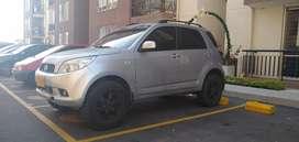 Vendo Terios full equipo versión 4*4 modelo 2008