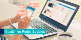 GESTION DE REDES SOCIALES E IMPULSO DE LAS MISMAS