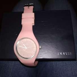 Reloj Dupree Rosa
