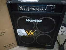 Amplificador hartke