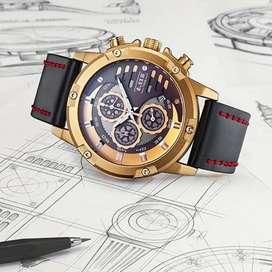 Reloj Dorado único