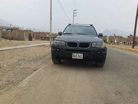 Vendo BMW X3 4x4 negociable