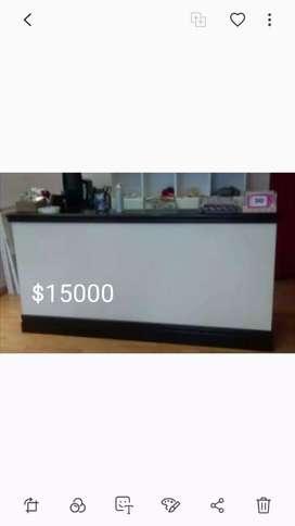 Muebles para negocio de ropa