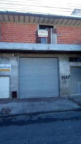 CONSTRUCCION DE 5 DEPTOS EN PRIMER PISO SE ALQUILA USO COMERCIAL O VENTA