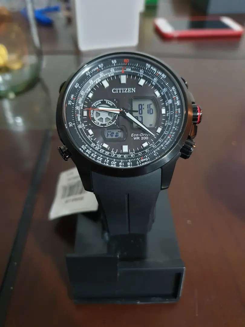Reloj Citizen Eco Drive Promaster Nuevo 0