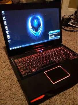 Laptop Alienware