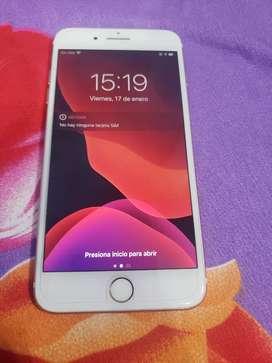 Iphone 7 plus de 256gb libre a todas las operadoras