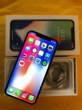 Iphone X De 64Gb en perfecto estado