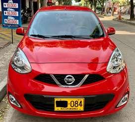 Nissan March Sense 2017 1.600 cc aa 48.000 kms