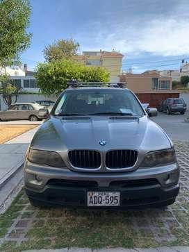 Vendo Camioneta BMW X5