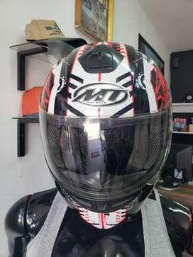 Se vende casco MT original