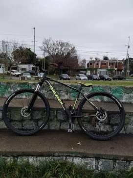 Bicicleta Raleigh mojave 2.0 r29