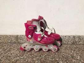 Rollers Disney Princesas