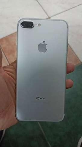 iPhone 7 plus 32gb libre de todo como nuevo