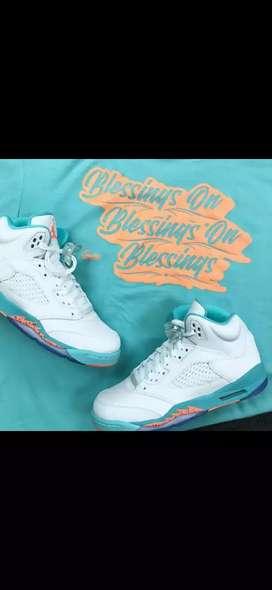 Tenis en bota Nike Jordan Dama y caballero
