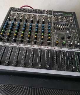 Vendo Consola Mackie ProFX 12