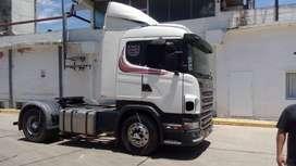 Venta Unidades. Scania G340, 2010