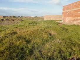 Últimos lotes a una cuadra a venida Tucumán